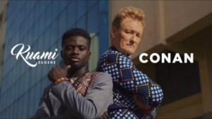 VIDEO: Kuami Eugene – For Love Ft. Conan O'Brien